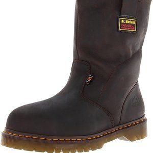 Dr. Martens D30 Industrial Heavy Boots Metguard